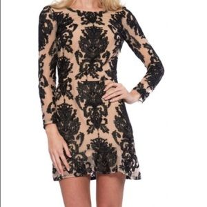 For Love and Lemons Night to Remember Dress